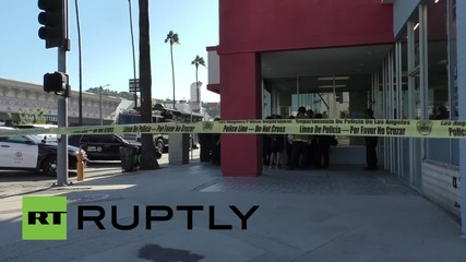 USA: Bomb squad called in as officer-involved shooting leaves man dead