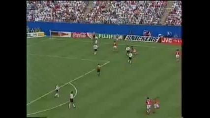 България vs Германия 1994 - Мондиал в Сащ