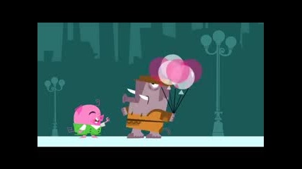 Happy Tree Friends - Mole In The City