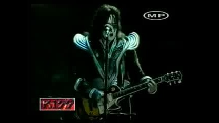 Kiss - Into The Void (live In Argentina 1998)