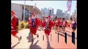 Хиляди хора, преоблечени като Дядо коледа, се включиха в коледен маратон в Сидни