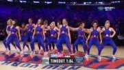 Горещи танци от мажоретките на Ню Йорк