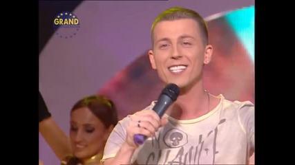 Milan Dincic Dinca - Ti si zena za sva vremena (Grand Show 11.05.2012)