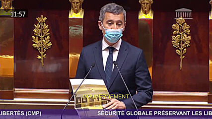 France: National Assembly adopts revised Global Security Bill