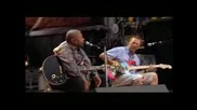 B.B. King, Eric Clapton, Buddy Guy, Jimmie Vaughan - Rock Me Baby