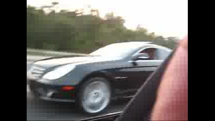 Bmw M6 Vs Mercedes Cls 55 Amg