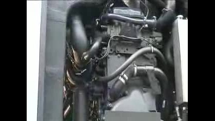 Scania Hybrid concept