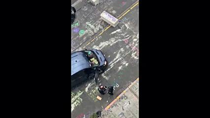 USA: Police reclaim Seattle's 'Autonomous Zone' on Capitol Hill