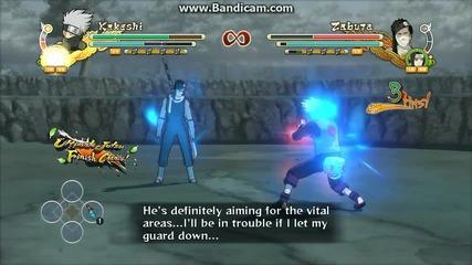 Naruto Shippuden ultimate ninja storm 3 s1 ep 1