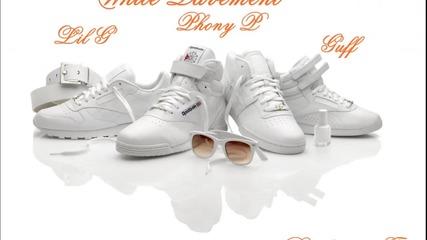 Lil G 'n' Phony P 'n' Guff - Белите Павета