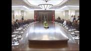 Турция втвърдява позицията си срещу Сирия