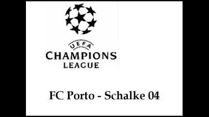 Fc Porto 1 - 0 Schalke 04