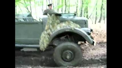 gaz 69 v racete na ruski general
