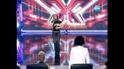 X Factor Bulgaria Нора Дончева 15.09.2011