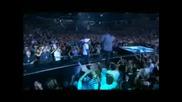 La Pared - Wisin Yandel Ft. Don Omar Miguelito {concierto De Los Extraterrestres} [direct Tv On Stag
