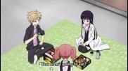 Bg sub Inu X Boku Secret Service Episode 8