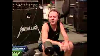 Kirk Hammett Има Кофти Ден :)