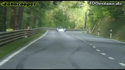 Norma Honda M20 - Dino Gebhard - European Hill Race Eschdorf 2011