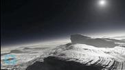 'Beautiful Eye Candy': Frozen Plains in Pluto's Heart