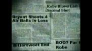 Kobe Bryant - Unstopable