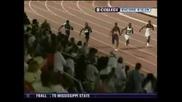 Trindon Holiday - 100 Meter Final 2009 Ncaa Men Championship