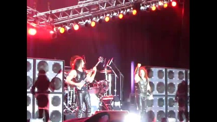 Manowar - Thunder in the Sky 2009 live in Moscow