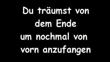 Tokio Hotel - Spring Nicht (lyrics)