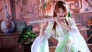 Uzak Doğu Dinlendirici Flüt ve Su Sesi Eşliğinde Huzur Veren Rahatlatıcı Müzikler