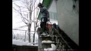 Jump V Snega