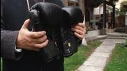 Свещеник-боксьор се помоли за успех на Кобрата