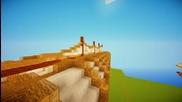 Minecraft Animation Dragon World