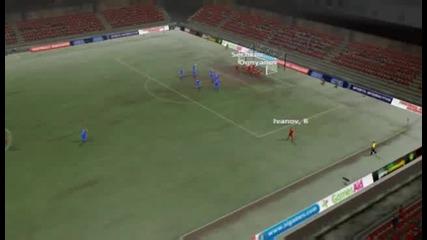 Football Manager 13 - Банско - Монтана 2:0