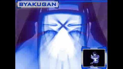 naruto - compilation [technique] sasuke neji hinata