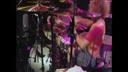 Whitesnake - Томи Алдридж - Соло на барабани