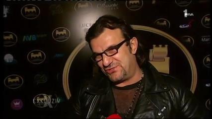 Aca Lukas - Sirim ljubav a ne mrznju - Exkluziv - (TV Prva 2014)