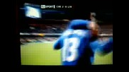 chelsea liverpool goals red card crouch