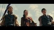 Хрониките на Нарния: Плаването на Разсъмване trl.2 480p
