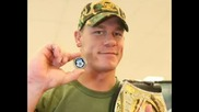 Trish And John Cena - The Best