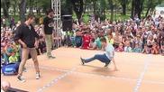 Qualifications European Street Masters Jam 2015 - Battle 9