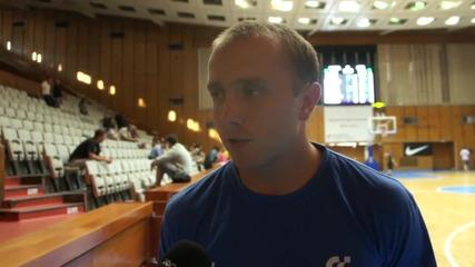 Маринович: Избрах Левски, защото искам да побеждавам