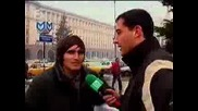 Интервю С Клошар!!!
