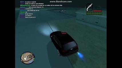 Gta San Andreas - Drift with Audi Q7