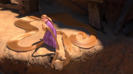 Tangled Trailer High Quality