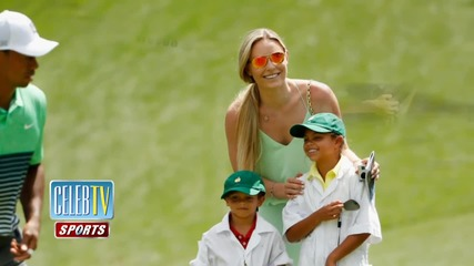 Tiger Woods' Kids Win Our Hearts at The Masters!