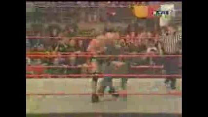 Кеч Wcw Goldberg Vs David Flair