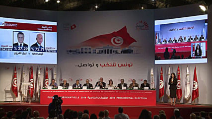Tunisia: Independent candidate Kais Saied wins presidential election