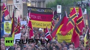 Germany: PEGIDA protests government's response to refugee crisis