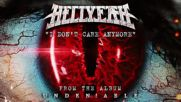 Hellyeah - I Dont Care Anymore ( Official Audio)
