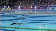 Младежки олимпийски игри 2010 - Плуване 200 метра бруст жени Финал