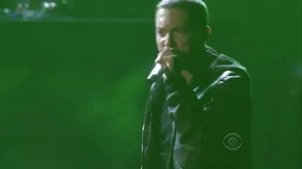 Rihanna & Eminem live@grammy